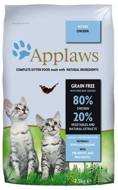 Applaws Kitten Chicken 7,5 кг