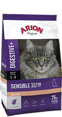 ARION Adult Cat Sensible 32/19 Salmon 2 кг
