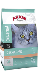 ARION Adult Cat Derma 32/19 Salmon 2 кг