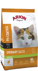 ARION Adult Cat Urinary 34/13 Chicken 2 кг
