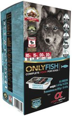 Alpha Spirit Adult Dog Only Fish 210 г