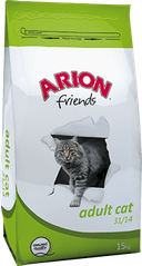 ARION Friends Adult Cat 31/14 3 кг