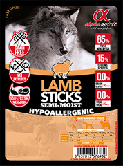 Alpha Spirit Lamb Sticks (ягненок) 4х10 г
