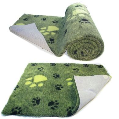 Vetbed Big Paws green 80х100 см