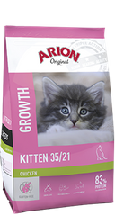 ARION Kitten 35/21 Chicken 7,5 кг